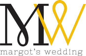 Margot's Wedding Logo