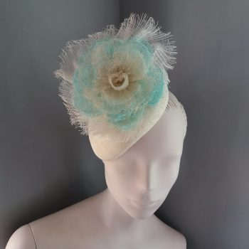 wedding hats milliner