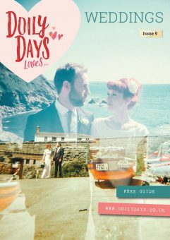 Doily Days Issue 9 Cover