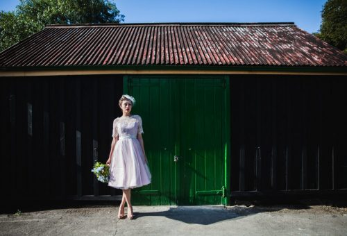 Watercress Line Bridal Shoot