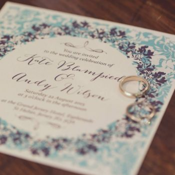 Alternative Wedding Stationery