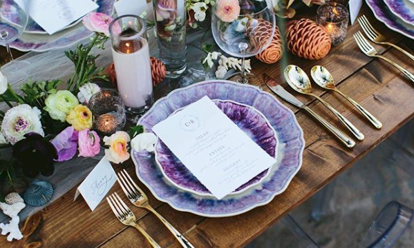 Pantone Wedding Trends