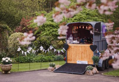 Mobile Wedding Bar