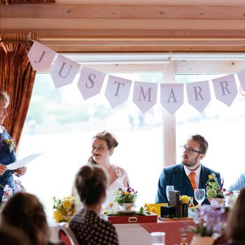 Quirky Wedding