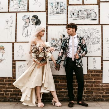 London Elopement Wedding Photography
